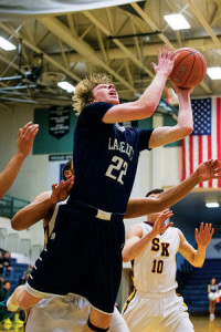 Lake City basketball falls in their own tournament