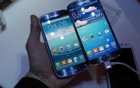 Samsung Galaxy S5 out by April?!