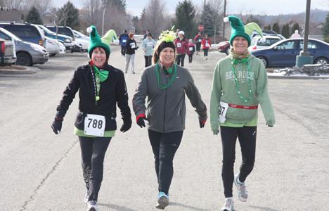 Run For the Leprechaun Scurry!