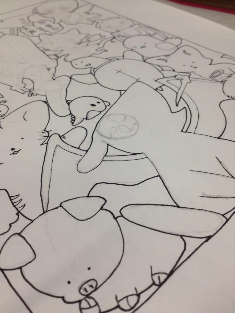 Doodles+in+Class
