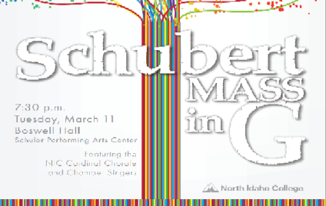 Choir Concert Tuesday at NIC