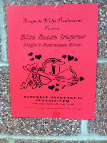 Blue Room Improv Presents: Singles Awareness Show