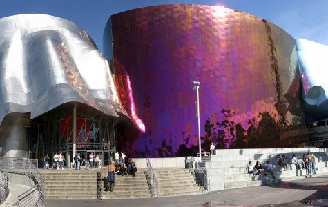 EMP Museum in Seattle