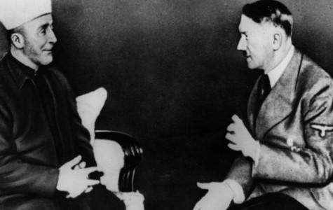 "Israeli PM: ""Holocaust Not Hitler's Idea, Grand Mufti's"""