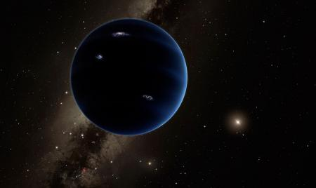 Pseudo-Pluto, a New Ninth Planet!
