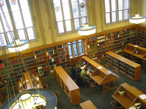 Why Libraries are Important to the Student Experience