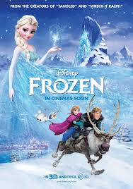 New Movie of the Week: Frozen