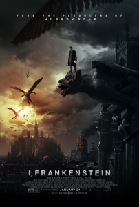 Movie of the Week: I, Frankenstein