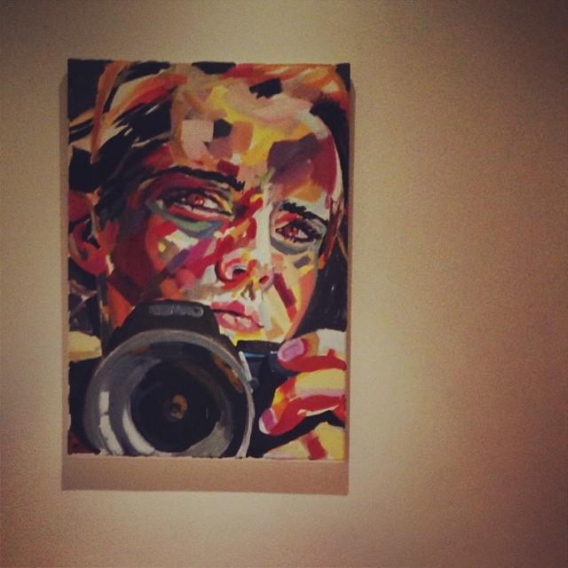 Emma Watson's Surfaced Amazing Art