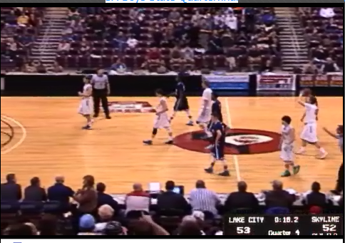 Timberwolves In Boise