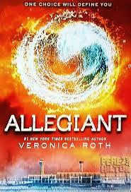 """Allegiant"" by Veronica Roth"