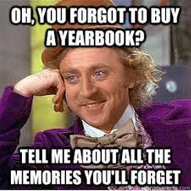 Why Should You Buy A Yearbook?