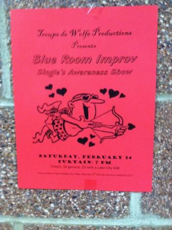 Blue Room Improv Presents: Singles Awareness Show