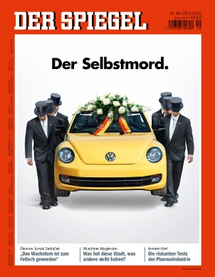 Volkswagen's Fall From Grace