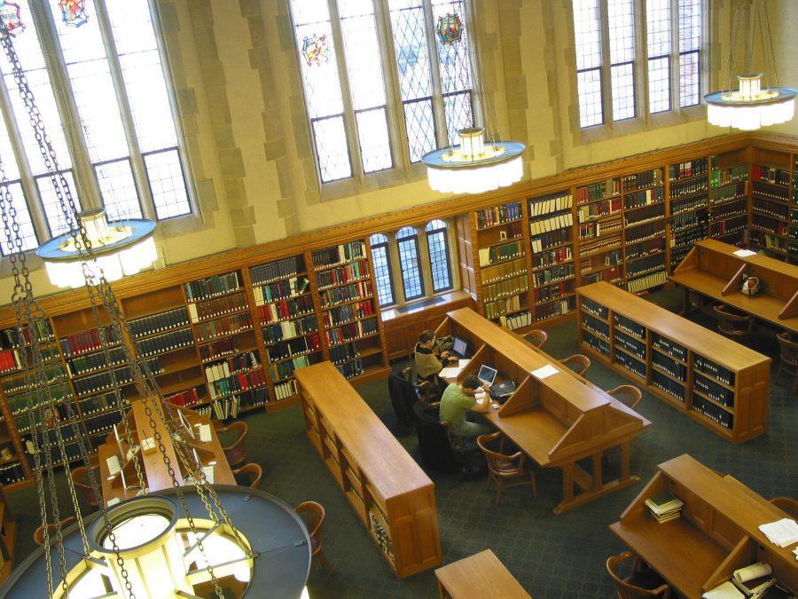 Yale Law School Courtesy of Neon Jay